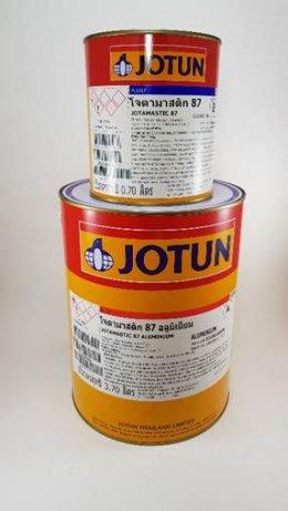 โจตามาสติก 87 อลูมิเนียม    JOTAMASTIC 87  Aluminium