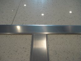 Joint Covers ชนิด Stainless Steel ที่โรงแรม Novotel เมืองทองธานี