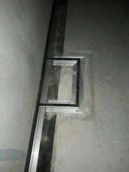 Floor Expansion Joint @ พิพิธภัณฑ์พระรามเก้า