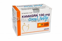 50X 100mg, Kamagra Oral jelly male sex drive Orange Flavor erections
