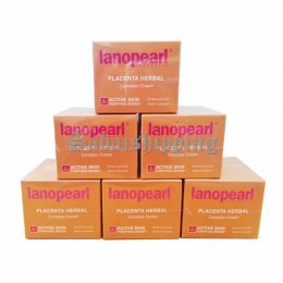 6 Box Placenta Herbal Complex Face Cream Reduce wrinkle Australia Made 100G.