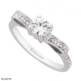 แหวนเพชรโบว์