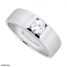 แหวนเพชรชาย Premium size