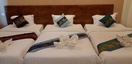 ห้อง3เตียง สำหรับ 3 ท่าน