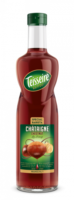 Teisseire Chestnut syrup 70 cl