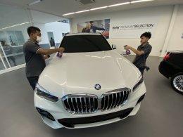 ขอบพระคุณ ศูนย์รถยนต์ BMW Europa Motor ทั้ง 3 สาขา เข้ามาอบรมนวัตกรรมการขัดสีรถและเคลือบแก้วโดยผู้เชี่ยวชาญจาก 3D และ NANONIX