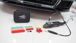 เจ๋งสุดๆ หัวขัดจิ๋วขนาดเล็กที่สุดในโลก Shine Mate Mini Polisher Kit (MPK-3)