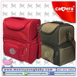 กระเป๋าเก็บอุณหภูมิ ร้อน-เย็น ยี่ห้อ Camera Baby MOM Bag BA-021