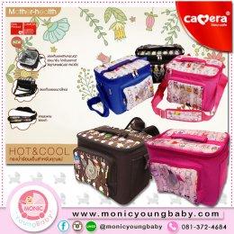 กระเป๋าเก็บอุณหภูมิ ร้อน-เย็น ยี่ห้อ Camera Baby MOM Bag BA-019