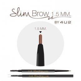 Slim Brow #02 Natural Brown