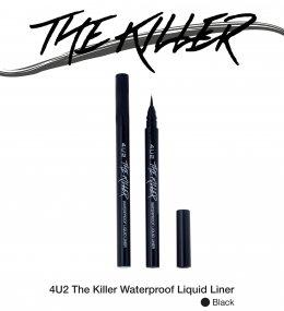The Killer Waterproof Liquid liner