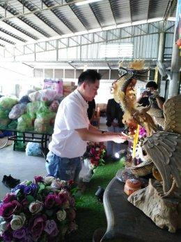 ภาพบรรยากาศ การจัดโครงการกิจกรรม CSR ของบริษัท ผลิตภัณฑ์คอนกรีตชลบุรี จำกัด (มหาชน)