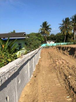 CPS วันนี้ ทีมงานขอนำเสนอตัวอย่างการติดตั้งกำแพงกันดินสูงพิเศษ 10 เมตร