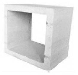 บล็อคผนัง CPS บล็อคช่องลม แบบ 1 ช่อง (CPS Ventilation Block)