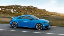 AUDI TT RS Coupe ทรงพลังที่สุดในสายการผลิต 0-100 กม./ชม. ระดับ 3.7 วิ.