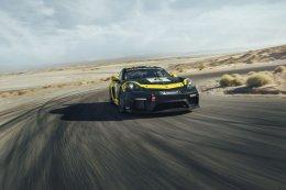Porsche 718 Cayman GT4 Clubsport สายพันธุ์แรง มาพร้อมตัวถัง natural-fibre