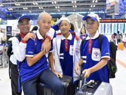 ISUZU จุดประกายฝัน ส่งเจ้าหนูเบสบอลยุวชนทีมชาติไทย สู้ศึกใหญ่แดนกิมจิ