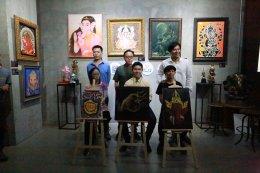 งานแถลงข่าวเปิดเว็บไซต์ ArtMarketPremium.com