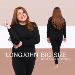 Long John big size