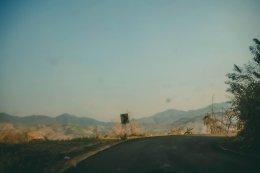 เส้นทางถนนลอยฟ้า 1256 ปัว – บ่อเกลือ