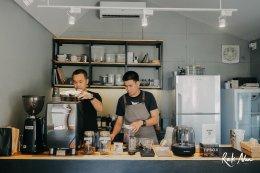 MONKA CAFE x Casa Foresta Nan