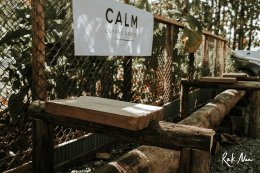 Calm Coffee Space