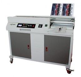 50A+ Glue binding machine with three rollers