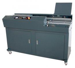 เครื่องเข้าเล่มสันกาว A3 รุ่น 460F glue binding machine