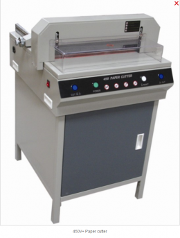 450V+ Electric Paper cutter