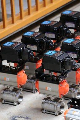 Positioner YT1000R (Electro-pneumatic positioner)