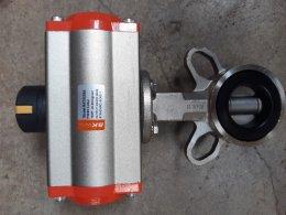 RAT052 + butterfly valves