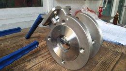 ball valve thin type