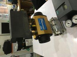 SIRCA Actuator AP03 & Siemens SIPART PS2 positioner
