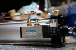 air cylinder double acting