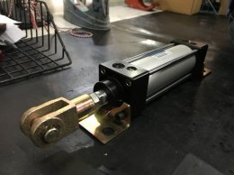 Pneumatic Cylinder SC40x80S