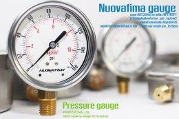 น้ำมันเติมเกจวัดความดัน Pressure Gauge OIL