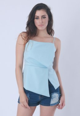 Opened back & Shoulder singlet top