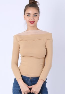 Lady Long Sleeves Tops