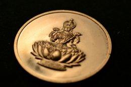 เหรียญพระผิวกระจก