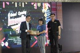 """กิจกรรม """"Grand Opening-Innovation Hubs Creative Economy (เครือข่ายอีสานตอนบน)"""""""