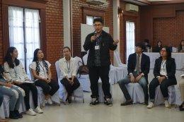"""กิจกรรม Train to be the Trainer """"Startup Business facilitator"""""""