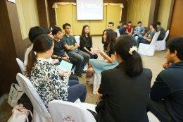 กิจกรรม STARTUPS TALK TO IDEAS ร่วมค้นหาตัวต้นกับธุรกิจ STARTUP
