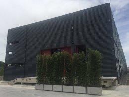 อาคารสำนักงาน+โรงงานฉัตรนภารัตน์ คลองข่อย นนทบุรี