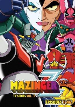 มาชินก้า Z Mazinger Z