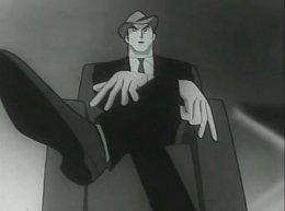หุ่นสังกะสีนักสืบในการ์ตูนเรื่อง Wonder 3