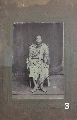 ค่านิยมรูปถ่ายซีเปียพระเกจิอาจารย์ชื่อดังในปัจจุบัน
