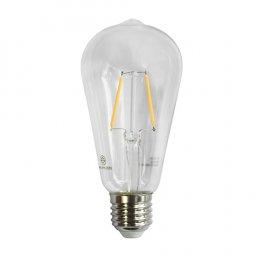 LED EDISON ST64 2W