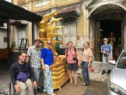 Bangkok's Old Town Tour