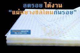 Ant-Defect Silicone Rubber Sheet