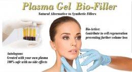 Plasma Bio Gel Filler นวัตกรรมใหม่ล่าสุด ฟิลเลอร์บริสุทธิ์ ที่สกัดจากเลือดของผู้เข้ารักษาเอง 100%